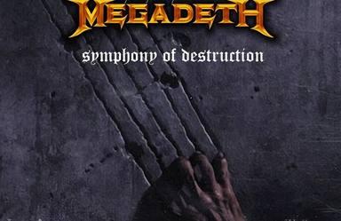 """¿Cómo sonaría """"Symphony of Desctruction"""" de Megadeth si la hubiera tocado Motörhead?"""