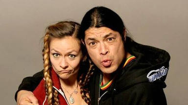 "La curiosa forma en la que Robert Trujillo (Metallica) conoció a su esposa: ""No fue amor a primera vista"""