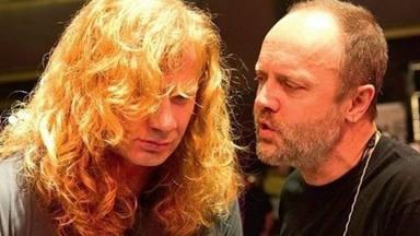 """Dave Mustaine y la trifulca con Lars Ulrich por 'No Life 'Til Leather' de Metallica: """"Es de James y mía"""""""