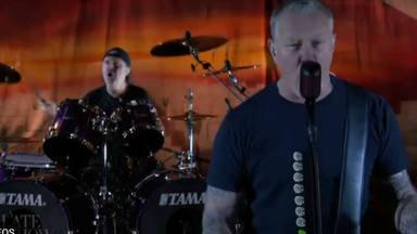 """VÍDEO: Así ha interpretado Metallica """"Battery"""" para celebrar el 35º aniversario de 'Master of Puppets'"""
