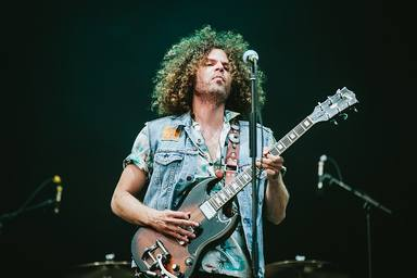 Andrew Stockdale de Wolfmother