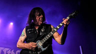 "El guitarrista original de Manowar, Ross The Boss: ""No producir a Metallica fue el mayor error de mi carrera"""