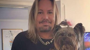 """El perro de Vince Neil (Mötley Crüe) habría sido """"brutalmente asesinado"""""""