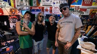 """James Hetfield sufrió """"mucha ansiedad"""" con el regreso de Metallica: """"Ya no podía tocar igual"""""""
