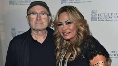 """La ex-mujer de Phil Collins intenta manchar su imagen: """"No se duchó ni lavó los dientes durante un año"""""""