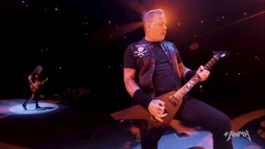 Metallica: ya puedes ver el vídeo del último vídeo de la serie de conciertos completos de la banda