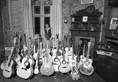 George Harrison Guitar Collection