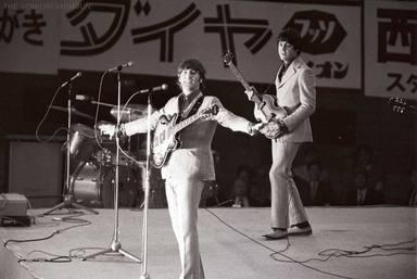 The Beatles en Japón