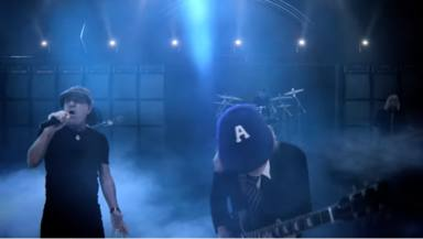 """AC/DC estrena el esperado videoclip de la canción """"Through The Mists Of Time"""", parte de 'Power Up'"""