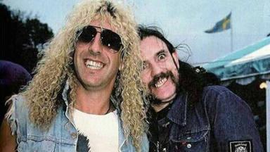 Dee Snider (Twisted Sister) cuenta su vivencia más incómoda con Lemmy (Motörhead) y las drogas