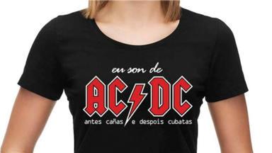 Filosofía de bolsillo – Camisetas de AC/DC
