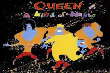 Kind of Magic de Queen en RockFM Motel