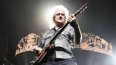 """Brian May sobre su título: """"Lo mejor de tocar es saber que el mejor guitarrista de la historia no existe"""""""