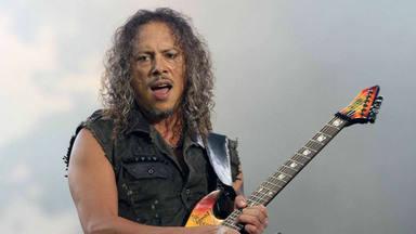 El inhumano desafío de Kirk Hammett (Metallica) de cara al próximo disco de Metallica