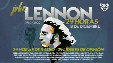 RockFM prepara el homenaje más completo a John Lennon cuatro décadas después de su fallecimiento