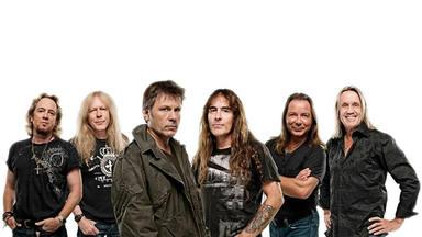 """El guitarrista de Shinedown recuerda abrir para Iron Maiden: """"De las 20.000 personas, nadie aplaudía"""""""