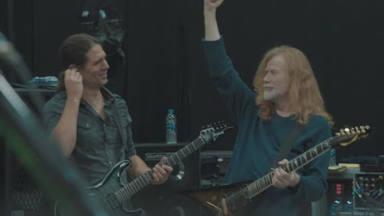 VÍDEO: Megadeth ya está metido de llenos en los ensayos para 'The Metal Tour Of The Year'