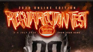 El Resurrection Fest anuncia su celebración online para luchar contra el COVID-19