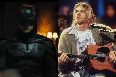 Nirvana en la banda sonora de la nueva película de Batman