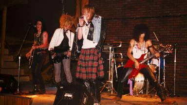 Slash (Guns N' Roses) desvela los secretos del primer concierto de Guns N' Roses