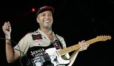 Tom Morello (Rage Against the Machine) desvela cuál es su banda favorita
