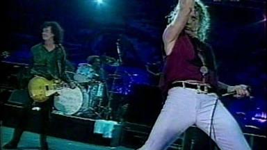 """Jimmy Page recuerda su mejor concierto fuera de Led Zeppelin: """"Todos rugían con entusiasmo"""""""