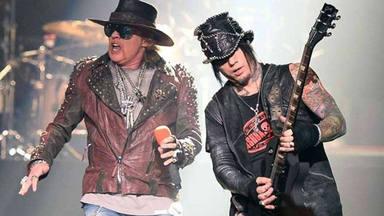 DJ Ashba explica por qué rechazó la propuesta de Axl Rose para permanecer en Guns N' Roses en 2016