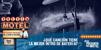 Intro batería RockFM Motel