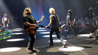 """Wolfgang Van Halen se """"une"""" a Guns N' Roses por una noche: este es el vídeo del momento"""