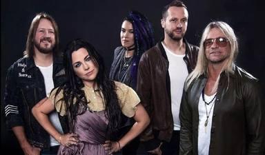 """Esta es la brutal nueva canción de Evanescence, """"The Game Is Over"""""""
