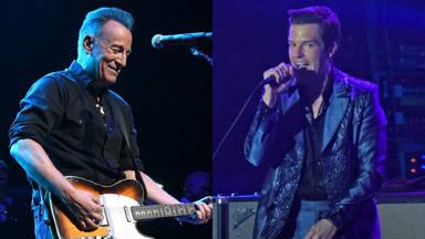 """Así suena """"Dustland"""", la nueva colaboración entre Bruce Springsteen y The Killers"""