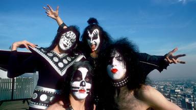 "Kiss vuelven a ser personajes de cómic en ""Obsesión Fantasma""."