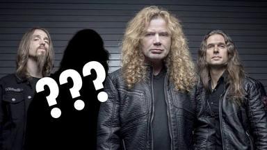 Los fans especulan sobre quién es el nuevo bajista de Megadeth: esta es la teoría de quién podría ser
