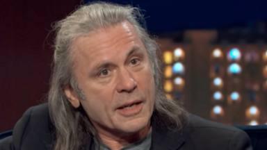 """Bruce Dickinson (Iron Maiden) explica por qué Europe y """"The Final Countdown"""" le amargaron la cuarentena"""