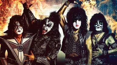 Kiss anuncia oficialmente sus fechas en Madrid y Barcelona para 2021