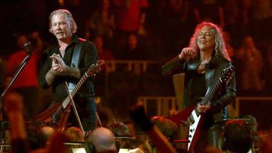 """Metallica quedan séptimos en el RockFM 500 y para ellos """"Nothing Else Matters"""""""