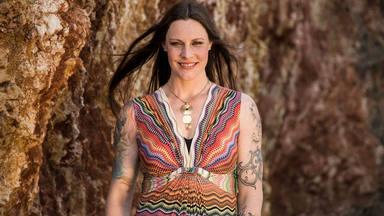"""Floor Jansen (Nightwish): """"Soy vegetariana, pero defiendo la caza"""""""