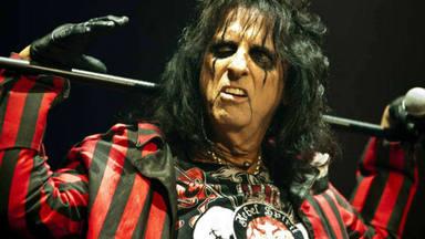 Alice Cooper desvela la insólita banda a la que se uniría si no tuviera que liderar su propio grupo