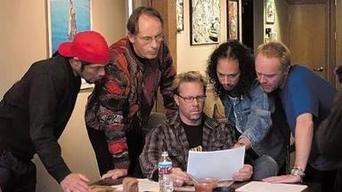 Lars Ulrich defiende al psicólogo que ayudó a Metallica a escribir las letras de 'St. Anger'