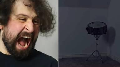 La batería de 'St. Anger' (Metallica) acecha a este metalero con parálisis del sueño en un divertido vídeo