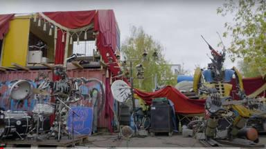 Esta banda de punk está formada exclusivamente por robots y tiene una curiosa historia