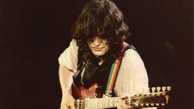Jimmy Page recuerda como una dramática situación consiguió que Led Zeppelin tocara mejor que nunca