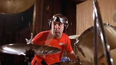 """El errático comportamiento de Keith Moon (The Who): """"Era peligroso salir con él al escenario"""""""