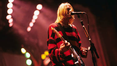 El feo autorretrato de Kurt Cobain (Nirvana) que ha alcanzado un disparatado precio de venta