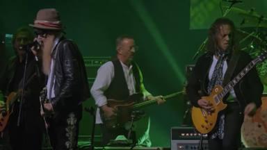 """Los nervios de Mike Fleetwood al conocer a Metallica: """"Me estaba cagando"""""""