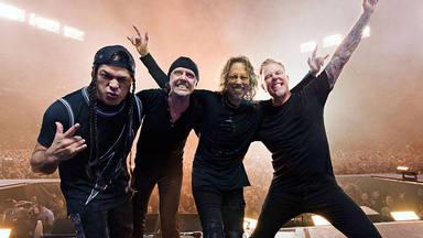 Metallica publicará el libro de fotos oficial del 'Black Album' en blanco y negro