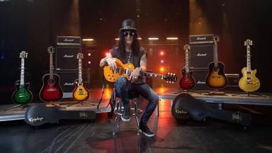 Slash (Guns N' Roses) lanza una nueva línea de guitarras Epiphone