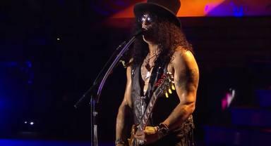 VÍDEO: Guns N' Roses nos regala seis espectaculares clásicos en uno de sus directos más salvajes