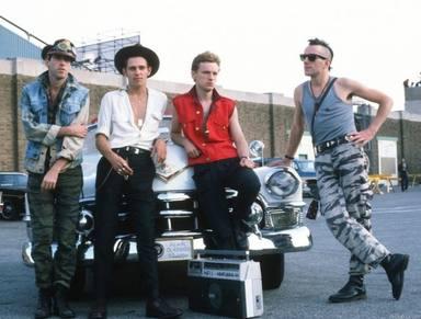 "The Clash, 10 años antes de saber que ""Should I stay or should I go"" iba a ser un éxito"