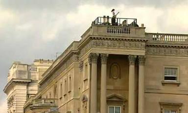 Azotea del palacio de Buckingham